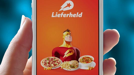 Delivery Hero – Mobile Ordering App was developed by Level1 GmbH