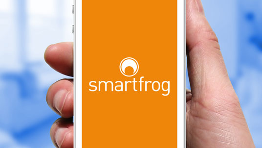 Smartfrog – Home Video Surveillance was developed by Level1 GmbH